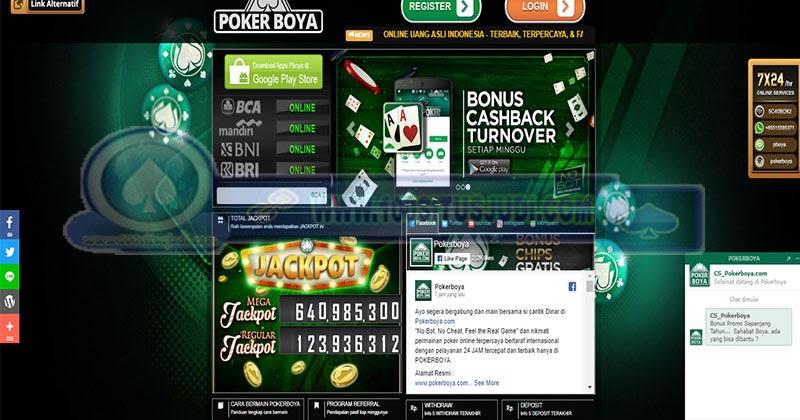 Keuntungan Bermain Judi Online Di Pokerboya